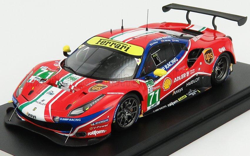Ferrari 488 GTE EVO No.71 AF Corse 24H Le Mans 202