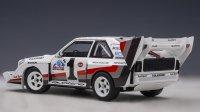 Audi Sport Quattro S1 #1 Walter Roehrl Winner Pike Peak,  1987