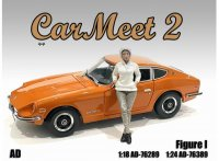Car Meet II Figure I