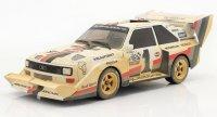 AUDI QUATTRO SPORT S1 E2 N 1 WINNER RALLY PIKES PEAK HILLCLIMB - DIRTY VERSION - 1987 W.ROHRL