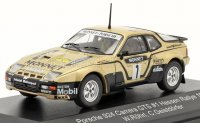 PORSCHE 924 CARRERA GTS N 1 WINNER RALLY HESSEN 1981 W.ROHRL - C.GEISTDORFER