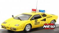 Lamborghini COUNTACH SAFETY CAR MONACO GP FORMULE 1 1982