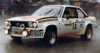 Opel Ascona B 400, No.15, Conrero Squadra Corse, Rally della Lana, M.Biasion/R.Dalpozzo, 1982