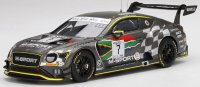 BENTLEY CONTINENTAL GT3 N°7 M-SPORT INTERCONTINENTAL GT CHALLENGE 9H KYALAMI 2020