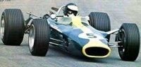 LOTUS 49 N°5 WINNER GP THE NETHERLANDS 1967 JIM CLARK