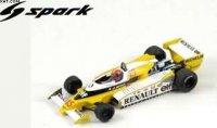 RENAULT RS11 N°15 WINNER GP FRANCE 1979 JEAN-PIERRE JABOUILLE
