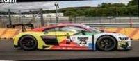 AUDI R8 LMS GT3 NO.25 AUDI SPORT TEAM SAINTELOC RACING 6TH 24H SPA 2021 LTD300