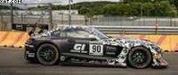 MERCEDES-AMG GT3 NO.90 MADPANDA MOTORSPORT WINNER SIVER CLASS 24H SPA 2021 LTD300