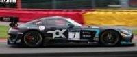 MERCEDES-AMG GT3 NO.7 TOKSPORT WRT 2ND SILVER CLASS 24H SPA 2021 LTD300
