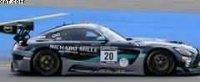MERCEDES-AMG GT3 NO.20 SPS AUTOMOTIVE PERFORMANCE 24H SPA 2021 PIERBURG-KURTZ-BRAUN-BAUMANN LTD300