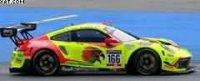 PORSCHE 911 GT3 R NO.166 HAEGELI BY T2 RACING WINNER AM CLASS 24H SPA 2021 LTD300