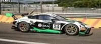 PORSCHE 911 GT3 R NO.54 DINAMIC MOTORSPORT 24H SPA 2021 BACHLER-ENGELHART-CAIROLI LTD300