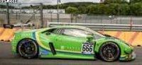 LAMBORGHINI HURACÁN GT3 EVO NO.666 VS RACING 24H SPA 2021 RUMP-VAN BERLO-MOULIN-NEMOTO LTD300