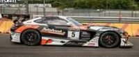 MERCEDES-AMG GT3 NO.5 HRT 24H SPA 2021 BERETTA-HAUPT-ASSENHEIMER-DONTJE LTD300