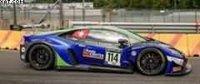 LAMBORGHINI HURACÁN GT3 EVO NO.114 EMIL FREY RACING 24H SPA 2021 LAPPALAINEN-AITKEN-ROUGIER LTD300