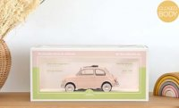 Fiat 500 L 1968 - Pink with special BIRTH pack (Reprod 2022) , 0 openingen