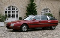 Citroën CX Turbo 2 Prestige 1986 - Florentin Rood , 0 openingen