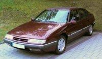Citroën XM 1995 - Griotte Rood , 0 openingen