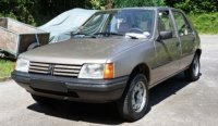 Peugeot 205 GL 1988 - Licht Bruin , 0 openingen