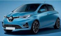 Renault Zoé 2020 - Thunder Blauw , 0 openingen