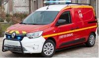 """Renault Express 2021 - """"Pompiers - Chef de Groupe"""""""