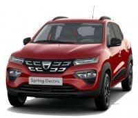 Dacia Spring Comfort 2022 - Goji Rood , 0 openingen