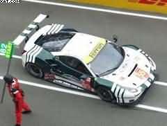 FERRARI 488 GTE EVO N55 SPIRIT OF RACE 24H LE MANS