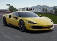 Ferrari 296 GTB , geel