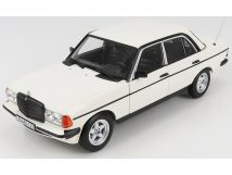 MERCEDES E-CLASS 200E (W123) 1984 - WITH AMG FRONT