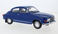 Saab 96 V4, blauw, 1971