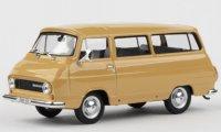 Skoda 1203 Mikrobus, beige foncé , 1974