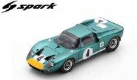 FORD GT40 N°4 6th 1000KM SPA 1967 PETER SUTCLIFFE BRIAN REDMAN (300EX)