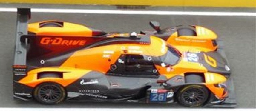AURUS 01 GIBSON N°26 G-DRIVE RACING 24H LE MANS 2