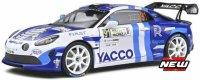 Renault Alpine A110 nr91 RAGUES WRC MONZA 2020