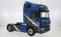 MAN F2000, metallic-bleu , Big blue Edition, 1994