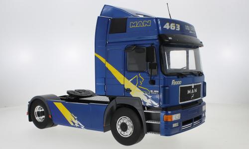 MAN F2000, metallic-blau, Big Blauw Edition, 1994
