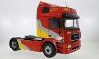 MAN F2000, rouge , 1994