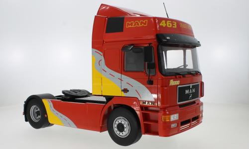 MAN F2000, rood , 1994