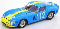 FERRARI 250 GTO COUPE ch.3445 Nr112 TARGA FLORIO 1964 U.NORINDER - P.TROBERG