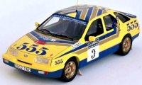 Ford Sierra XR4x4, No.3, 555, Rallye Hong Kong - Peking, A.Vatanen/K.Gormley, 1987