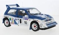 MG Metro 6R4, No.10, RAC Rally, M.Wilson/N.Harris, 1986