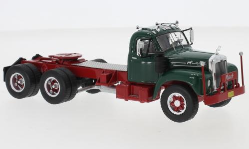 Mack B 61 , groen , 1953