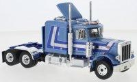 Peterbilt 359, bleu , 1973