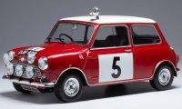 Mini Cooper S, No.5, BMC, RAC Rally, R.Aaltonen/T.Ambrose, 1965