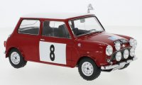 Mini Cooper S, No.8, BMC, RAC Rally, P.Hopkirk/H.Liddon, 1965