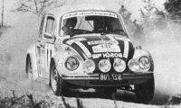 VW 1302 S Käfer, No.11, Rally Portugal, T.Fall/M.Wood, 1973