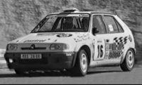 Skoda Felicia Kit Car, No.16, Rallye Tour de Corse, 1995 E.Triner/P.Stanc