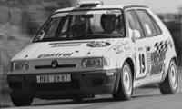 Skoda Felicia Kit Car, No.19, Rallye Tour de Corse, 1995 P.Sibera/P.Gross