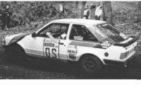 Ford Escort MKIII RS 1600i, No.20, RAC Rally, M.Wilson/P.Short, 1983