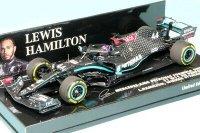 MERCEDES-AMG F1 PETRONAS FORMULAONE W11 EQ PERFORMANCE-LEWIS HAMILTON WINNER STYRIAN GP 2020